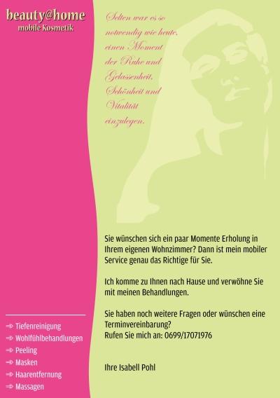 Flyer - Seite 1