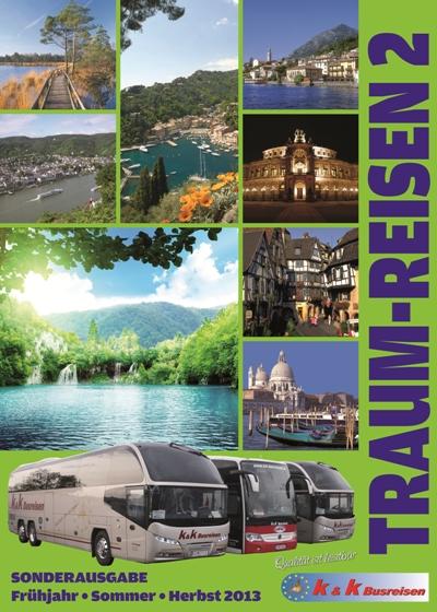 Layout Katalog Traumreisen - 2